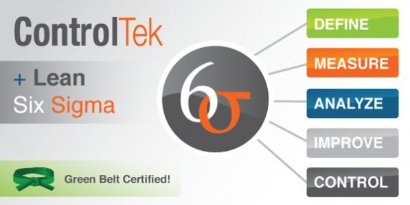 Document Control Specialist Earns Six Sigma Green Belt Certification ...